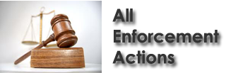 All Enforcement Actions
